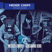 Messer Chups + Screaming Kids
