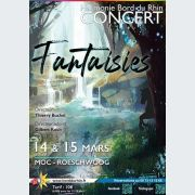 Concert fantaisies