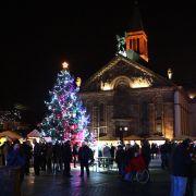 Marché de Noël 2021 à Wittelsheim