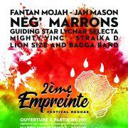 2e Empreinte : festival reggae