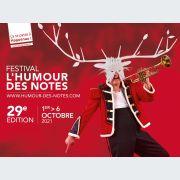 Festival de l\'Humour des Notes // Concerts au Comptoir des Loges