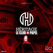 Héritage : Le Club de Papel