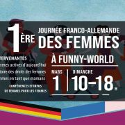 Première journée franco-allemande des Femmes