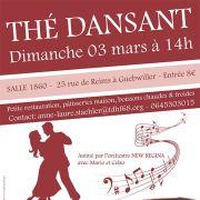 Thé Dansant de Terre des Hommes France AL68
