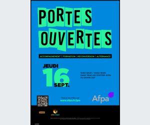 Portes ouvertes de l\'AFPA à Mulhouse
