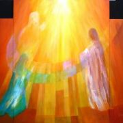 Chemin d\'art sacré : la Trinité