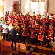 Concert de gospel à Bouxwiller