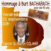 Concert Hommage à Burt Bacharach