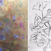 L\'art du trait à la plume et au pinceau