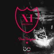 XI by Dom Pérignon : Week-end Anniversaire