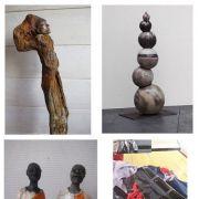 Peinture, sculpture et céramique