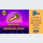 Karaoké - Années 80-2000