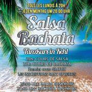 Cours de Salsa et Bachata à Kehl