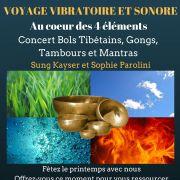 Voyage vibratoire et sonore