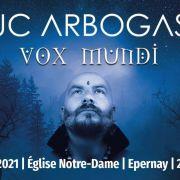 Luc Arbogast // Eglise Notre Dame Epernay