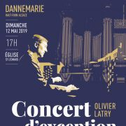 Olivier LATRY à l\'orgue Callinet de Dannemarie