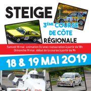3ème Course de Côte de Steige