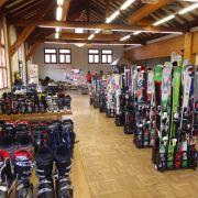 Grande bourse aux skis