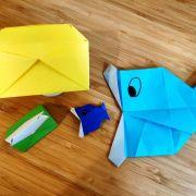 Atelier d\'origami - Adultes - Niveau 2 (intermédiaire)