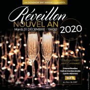 Réveillon de la Saint Sylvestre 2019-2020 au Restaurant L\'Envol à Blotzheim