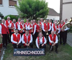 Pique-nique musical - D\'Rhinschnooge