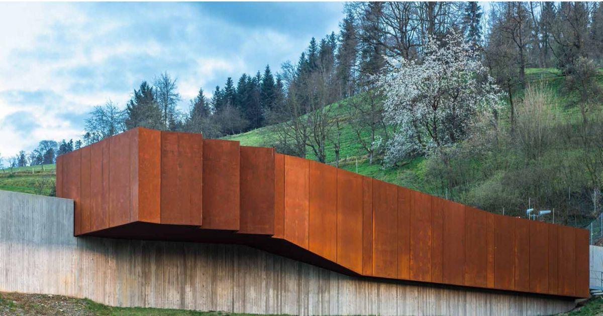 Exposition architecture en for t noire allemagne - Piscine foret noire allemagne saint denis ...