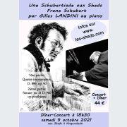 « Schubertiade » par Gilles Landini