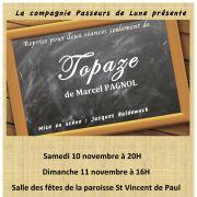 Topaze de  Marcel Pagnol