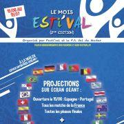 Le Mois Esti\'Val (Projection CDM 2018)