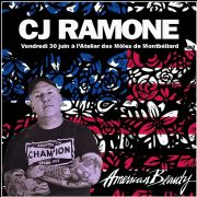 CJ Ramone (Punk Rock Legend) + Madjive