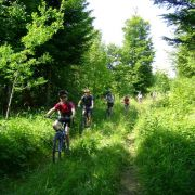 Camp vélo : en route pour Besançon