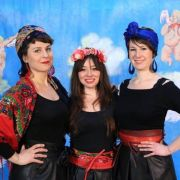 Trio de chant bulgare