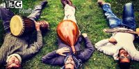 pop-rock de musique touareg avec kidan