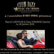 Marcel Loeffler & Domi Emorine Quartet