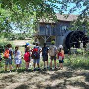 Accueil de loisirs aux enfants l\'école bilingue ABCM La Regio Schule de Mulhouse