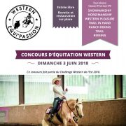 Concours d\'Equitation Western