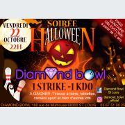 Soirée Halloween Diamond Bowl