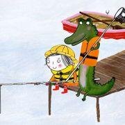 Cinédjango : Rita et Crocodille