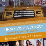 Rendez-vous à L\'orgue