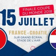 Fan Zone France-Croatie