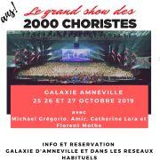 Grand Show des 2000 Choristes