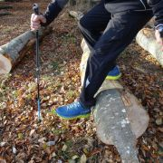 Trail fitness au Vieil Armand