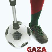 Gaza, balle au pied
