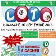 Loto FC Morschwiller le Bas Section Jeunes