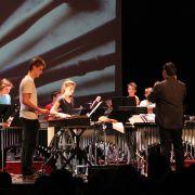 Concert de percussions