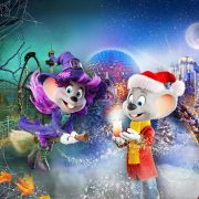« HALLOWinter » : pour une visite mêlant frissons d'Halloween et féerie de Noël