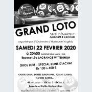 Grand Loto par l\'Orchestre d\'Harmonie Vogésia