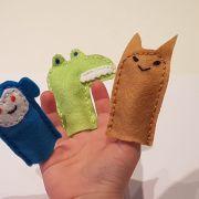 Atelier pour les 6-14 ans : Drôle d'animaux au bout des doigts
