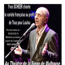 Yves Scheer et ses amis chantent la variété francaise