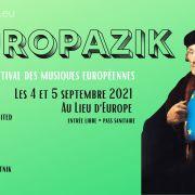Europazik Festival des musiques européennes